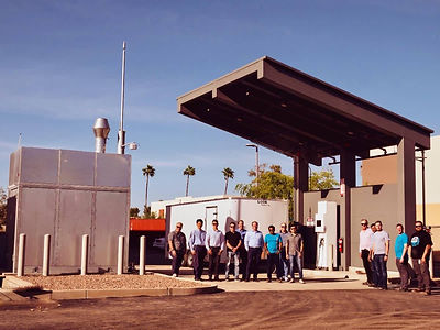 Hydrogen Fuel Stations USA Dispensers.jp