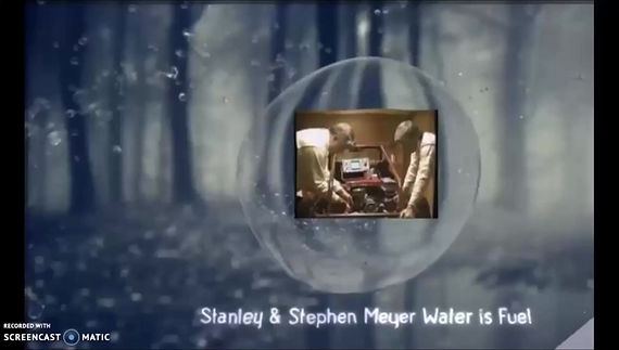 Stanley A Meyer Quenching Tubes