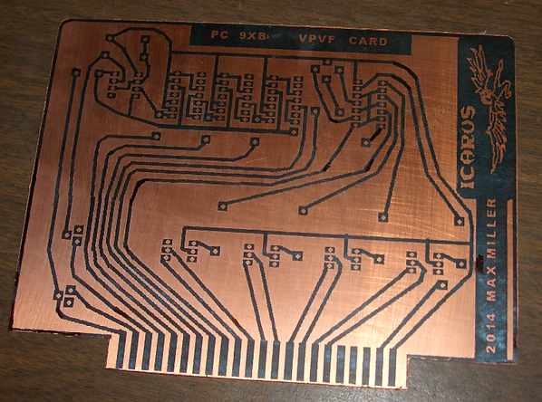 Stanley A Meyer Circuit 9XB PWM