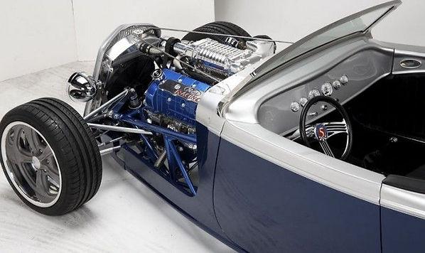 Hydrogen Car Electronics