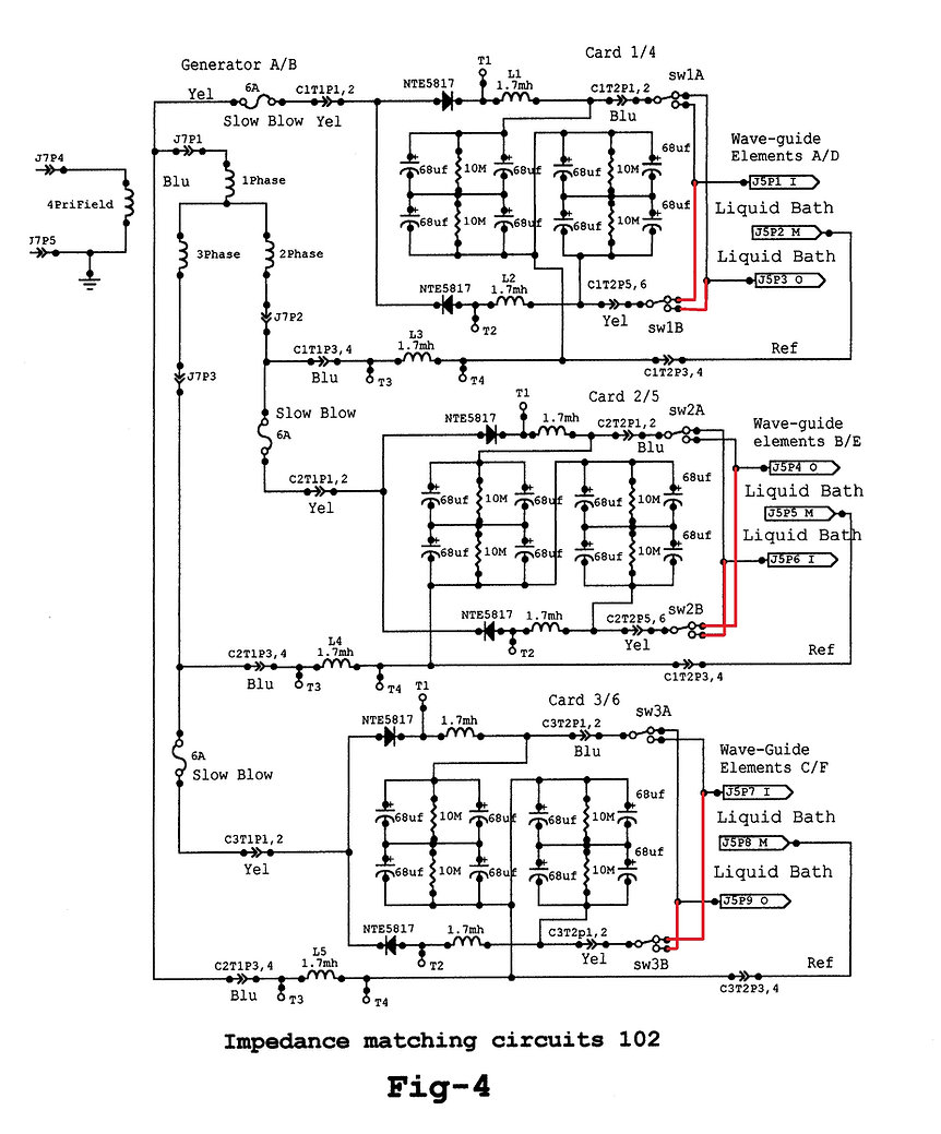 Stanley Meyer Stephen Circuit Correction