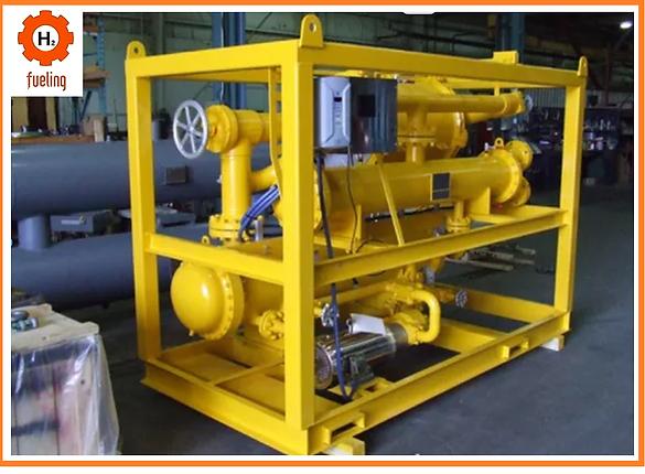 TURBINA CHP-BTU-Ingeniería de diseño de gases de energía-Almacenamiento de energía-Hidrógeno-México