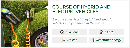 COURSE OF HYBRID AND ELECTRIC VEHICLES