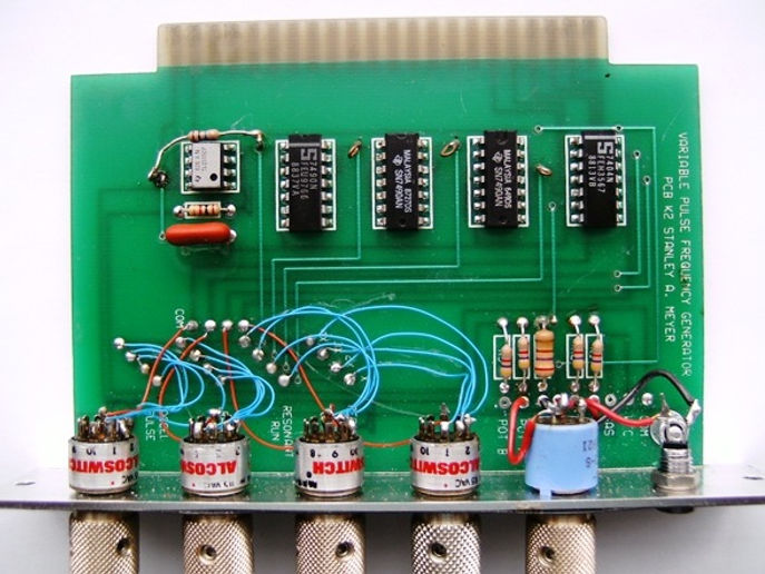 Stanley Meyer Voltage Intensifier Circuit