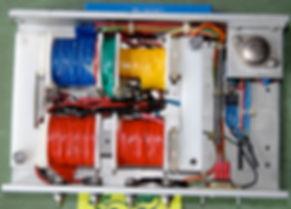 Stanley Meyer The Voltage Intensifier Unit