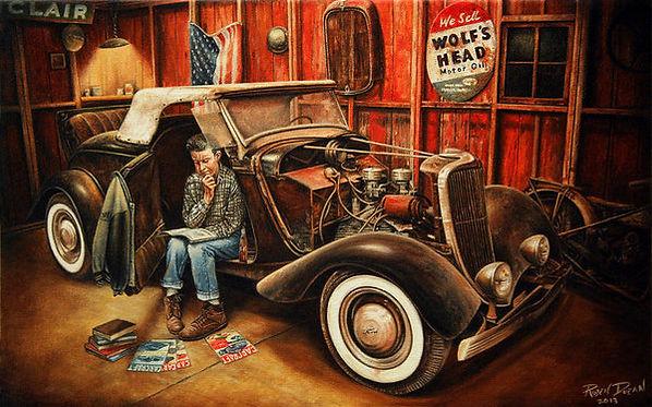 Hot Rod Willies Custom