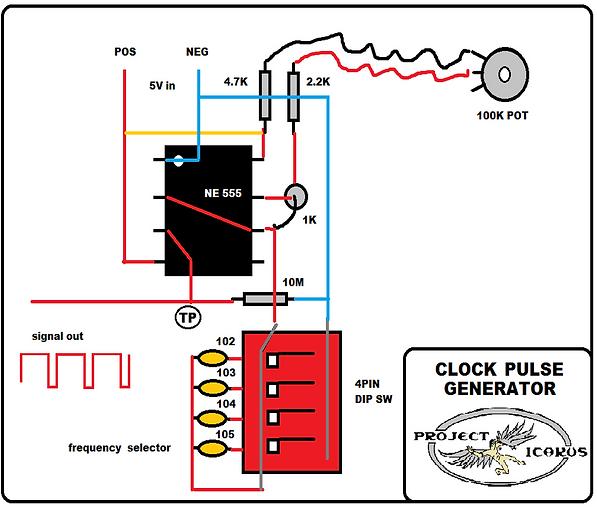 Stanley A Meyer 9xb Circuit PWM