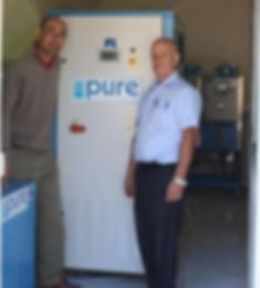 Pure Energy Centre hydrogen africa moroc