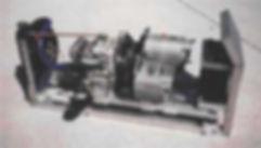 Solar Power Gas Hydrogen Storage Generator Engines