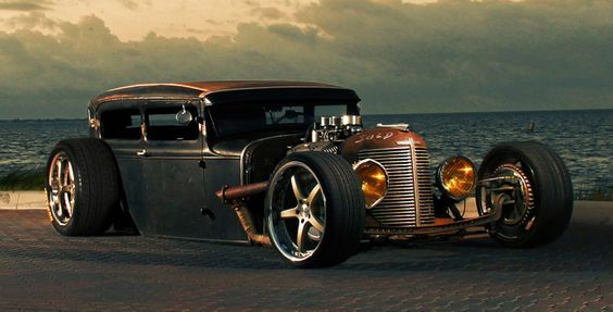 Hydogen Hot Rod