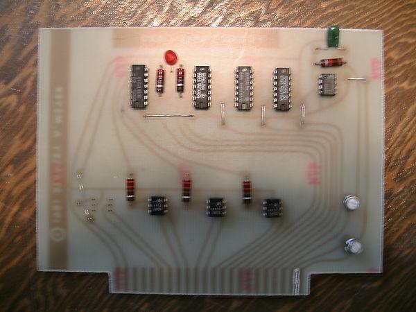 9XB Stanley A Meyer Hydrogen Circuits El