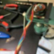 Hydrogen Hot Rod USA Wiring Loom