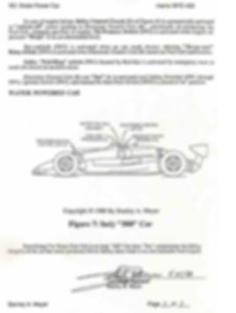 Hydrogen HHO Indy Car