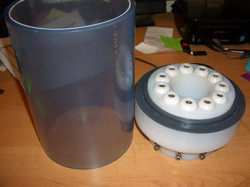Stanley Meyer Water Fuel Cell