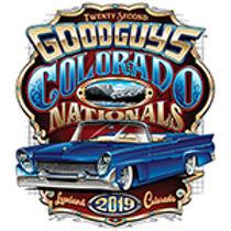 Hot Rod Car Show Event 22nd Colorado Nat