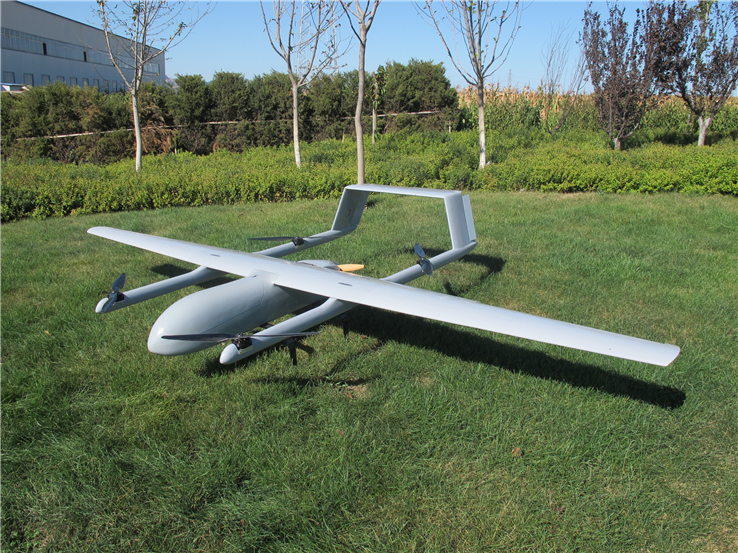 Hydrogen Fueled VTOL Fuel Cell Drone