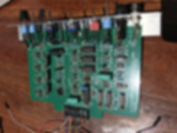 Stanly A Meyer VIC Circuit Boards