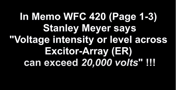 Stanley A Meyer Muilt Parallel VIC Sync Circuit