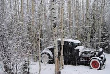 Hydrrogen Hot Rod Snow