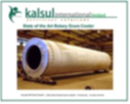 Fertilizer Npk Production line Cooler ro