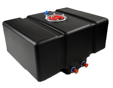 Hot Rod Water Fuel Tank HHO Hydrogen