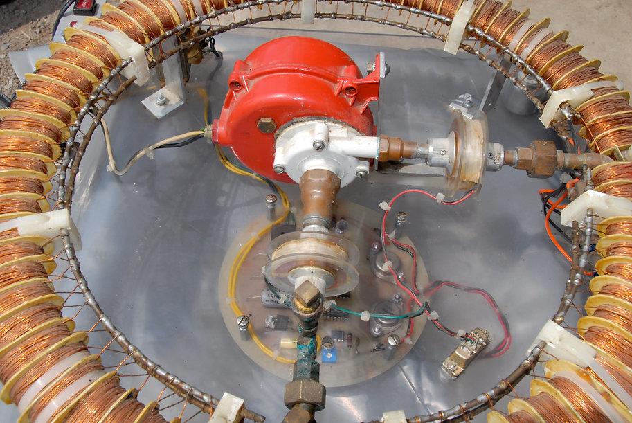 Stanley A Meyer MEchanical Pump EPG Power Gas