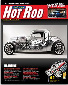 Hydrogen Hot Rod USA