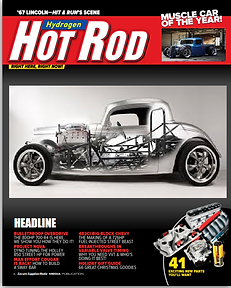 Hydrogen Hot Rod USA