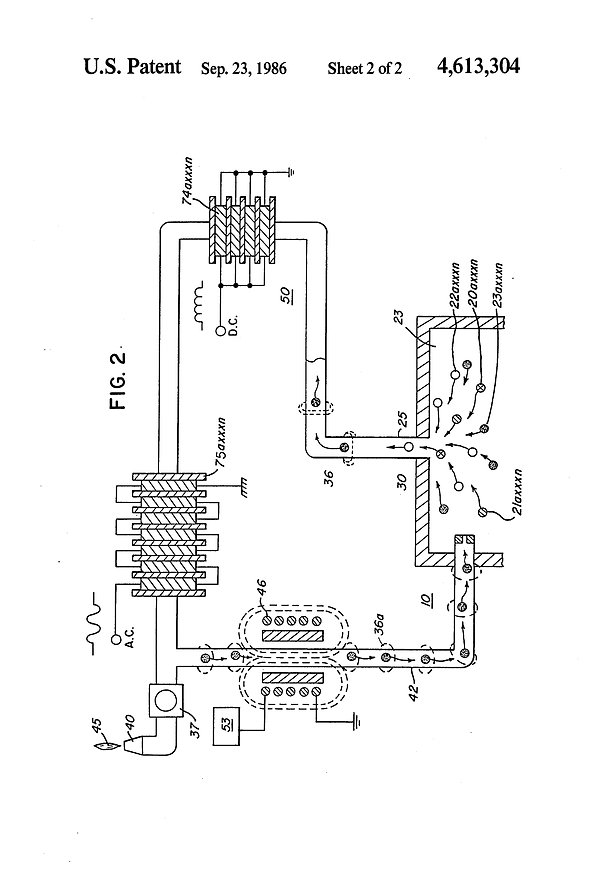 US4613304-2 Stanley Meyer Electrical Pow