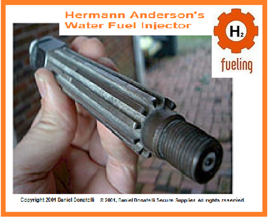Hermann Anderson Injector 2 Nano Bubble