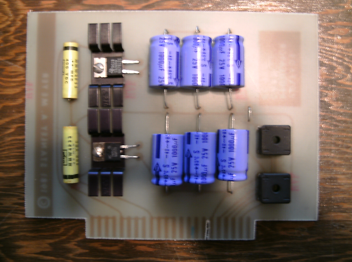 9XD Stanley A Meyer Voltage Control Circuit