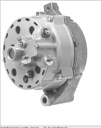 Stanley Meyer HHO Alternator