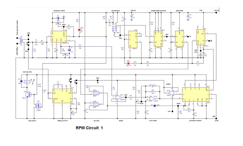 Les Banki HHO Hydroxy Genset Generator  AUTORPM 1 & 2 Circuit