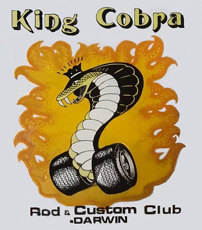 King Cobra Rod and Custom Club Darwin No