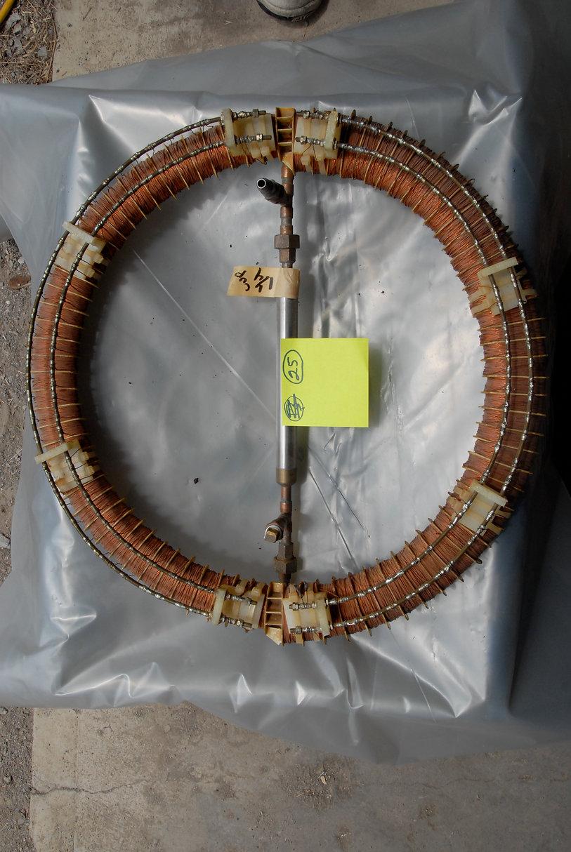 StanleyA Meyer EPG Metal Vapor Tube