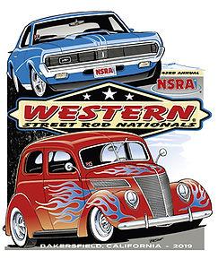Hot Rod California April Car show event.