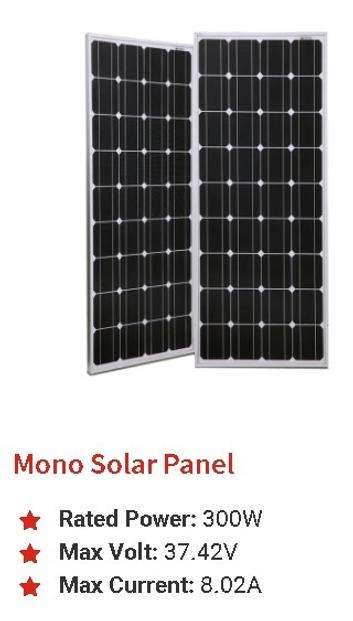 300 Kw Mono  Solar Panel.png