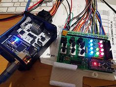 Hyduino Stim Stimulator circuit board Ms
