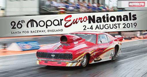 Mopar Nationals Events Club Race Event H