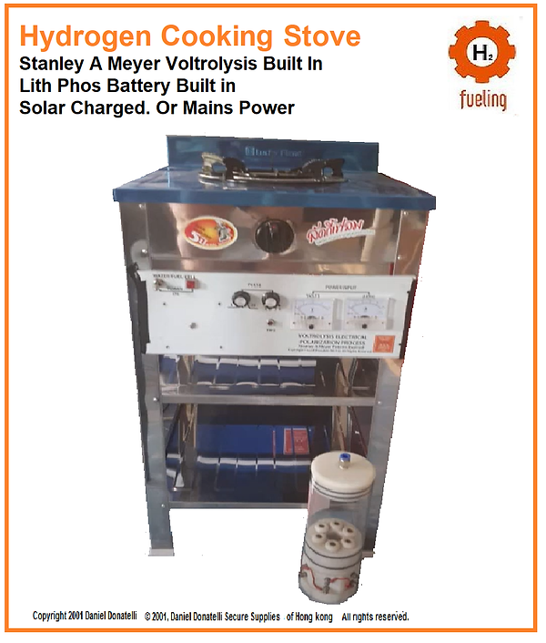 Stanley A Meyer Hydrogen HHO H2 Cooking Stove Oven.png
