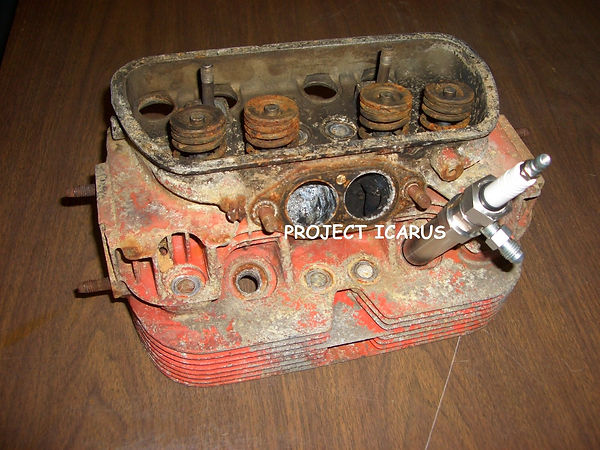 Stanley A Meyer Water Spark PLug INjecto