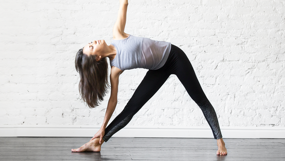 The yoga pants