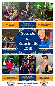 2019 Sounds of Smithville Poster - Final