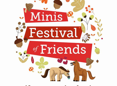 The Minis Festival of Friends is Almost Here!