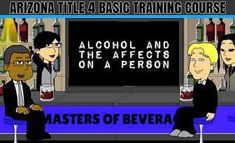 Arizona Title 4 Basic Training Course