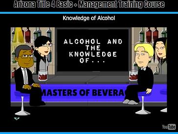 Arizona Title 4 Basic + Management Training Course