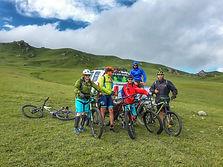 Algeti mountain biking tour in the republic of Georgia -Georiders-