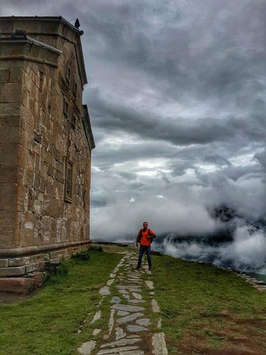 Mountain biking tour in kazbegi ed
