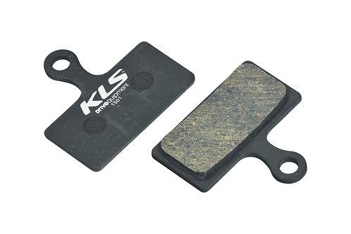 ველოსიპედის ხუნდები - Brake Pads KLS D-14, organic