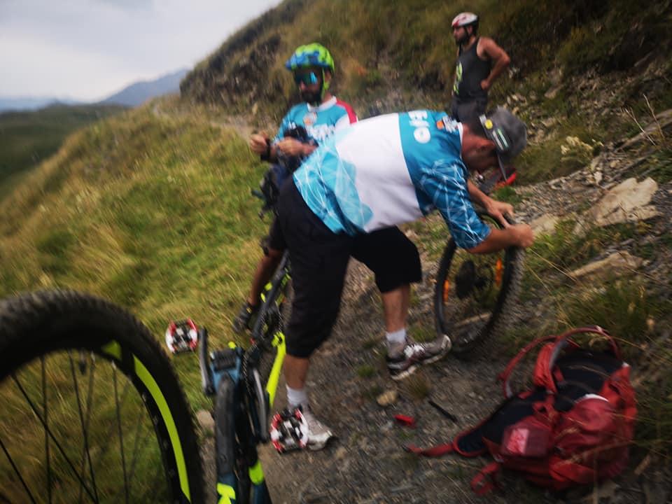 Mountain bike tour Georgia (2)